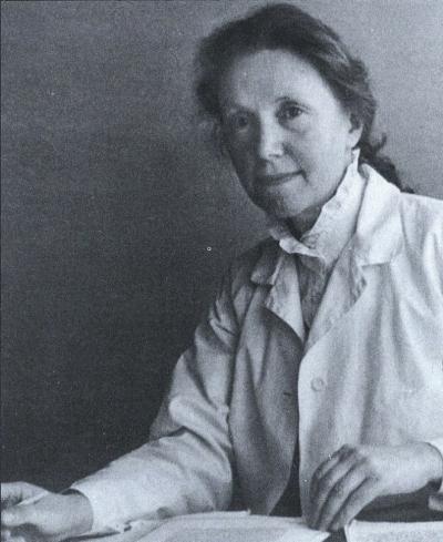 Бердинских (урожденная Лебедева) Нина Константиновна