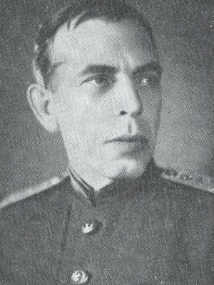 Болдырев Тихон Ефимович