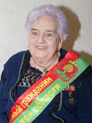 Бурцева Клавдия Васильевна