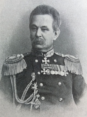 Новиков Модест Дмитриевич