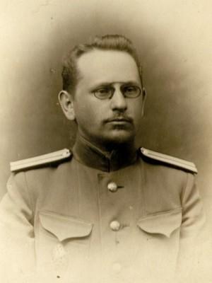 Степанов Тихон Михайлович