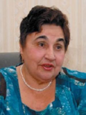 Сухинина Клавдия Никифоровна