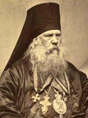 Хитров Дмитрий Васильевич, епископ Дионисий